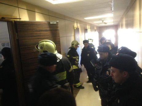 Милиция проводит обыск изадержания вФонде Навального