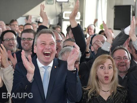 Шульц пока впролете. Навыборах в германском Сааре выиграла партия Меркель