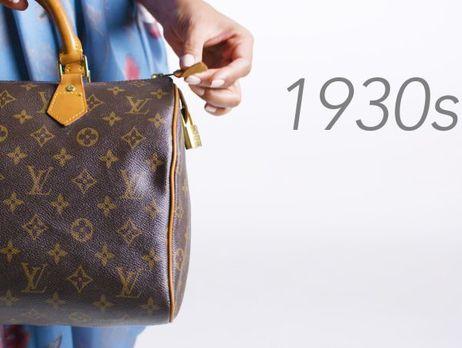 3d20eeaef9b9 Сумки известных брендов, ставших наиболее популярными, собрали в одном  ролике