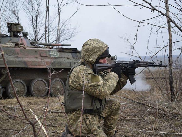 dialog.ua 29 марта в зоне АТО двое украинских военнослужащих погибли, еще  трое получили ранения – штаб 92a14147939