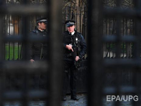 Схваченные поделу отеракте встолице Англии отпущены