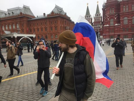 Несанкционированный протест в столицеРФ вызвал уХодорковского «эффект дежавю»