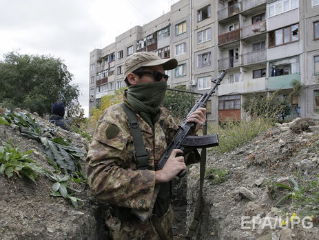 Агентура узнала оновых потерях террористов наДонбассе
