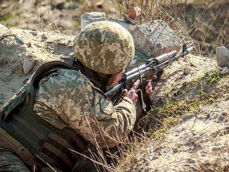 Около Марьинки случилось боевое столкновение украинских бойцов сДРГ боевиков— штаб