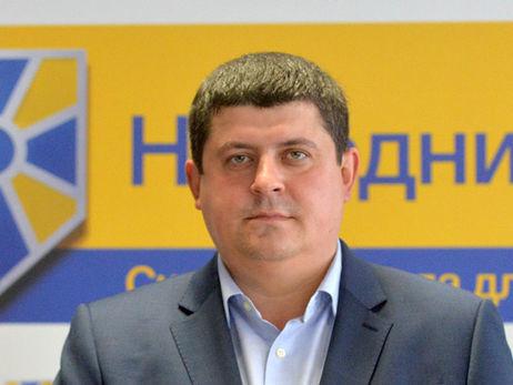 Максим Бурбак звернувся до Прем'єр-міністра України із запитом