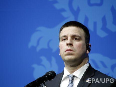 Санкт-Петербург 8апреля посетит премьер Эстонии