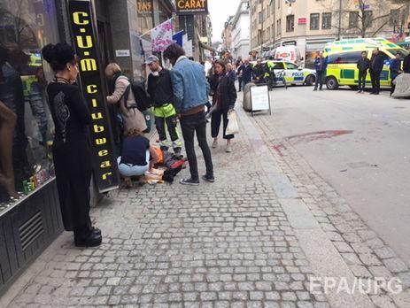«Это нападение наЕС»: Лидеры европейского союза прокомментировали теракт вСтокгольме