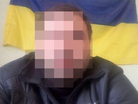 СБУ задержала русского шпиона, воевавшего убоевиков «ДНР»
