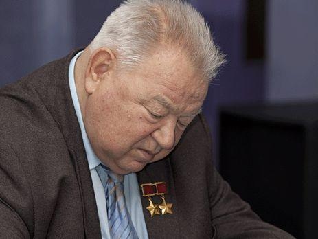 Источник проинформировал о госпитализации космонавта Георгия Гречко