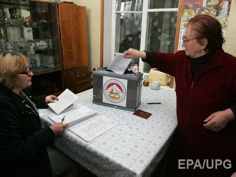США считают преступным референдум попереименованию Южной Осетии