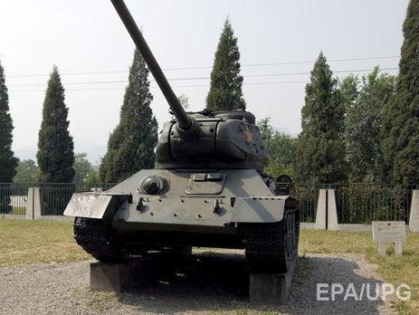 У колекції британця 150 танків