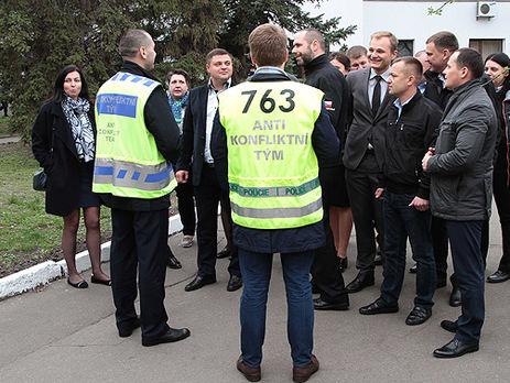 ВНацполиции создают «полицию диалога» для массовых мероприятий