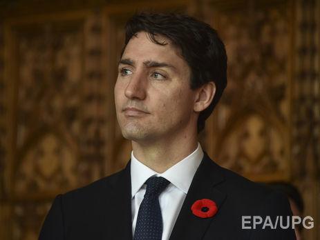 Канада готова расширить санкции против РФ - Трюдо
