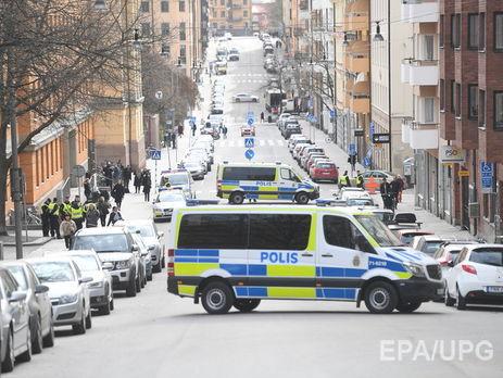 Генпрокуратура Швеции врамках расследования теракта не отыскала подтверждений вины 2-го подозреваемого