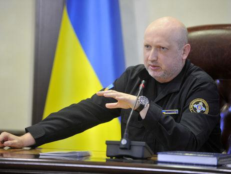 Ленивый Турчинов невставая из-за стола запустил неизвестные ракеты вУкраинском государстве