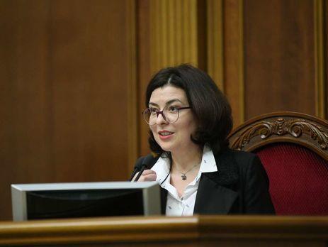 Сыроид потроллила оппоблоковца: «Можете выступать нарусском вдругом парламенте», размещено видео