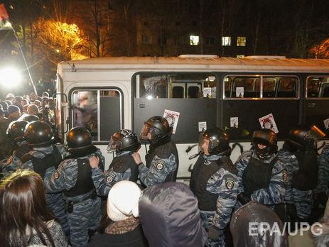 4 экс-«беркутовца», проходящих поделу Майдана, убежали в РФ