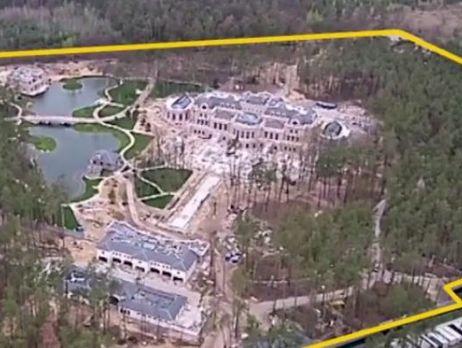 Строительство ведется в селе Плюты