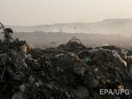 УШрі-Ланці через обвал сміттєзвалища загинули 16 людей