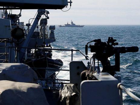 Фрегат Англии будет сопровождать русские корабли вЛа-Манше