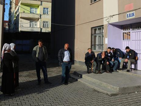 ВДиярбакыре впроцессе референдума произошла стрельба