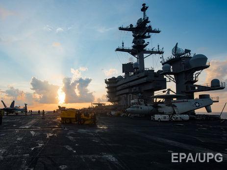 РФ и КНР направили разведывательные корабли кберегам Кореи
