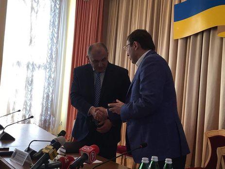 Луценко: напротяжении месяца будут сформированы органы прокурорского самоуправления