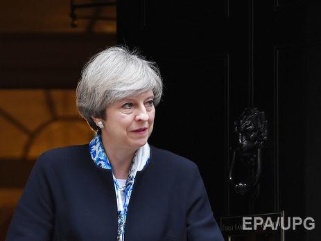Тереза Мэй объявила одосрочных парламентских выборах