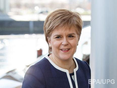 Шотландия считает досрочные выборы впарламент Великобритании  «опрометчивым шагом»