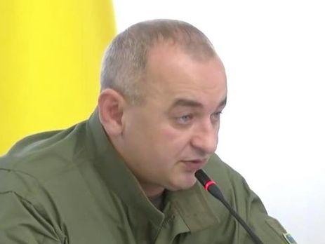Головний військовий прокурор України похизувався величезним татуюванням