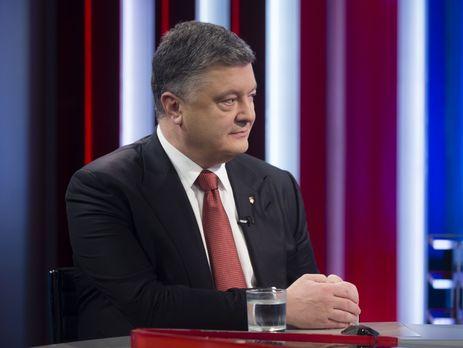 Порошенко признал, что ВСУ несамые сильные вевропейских странах