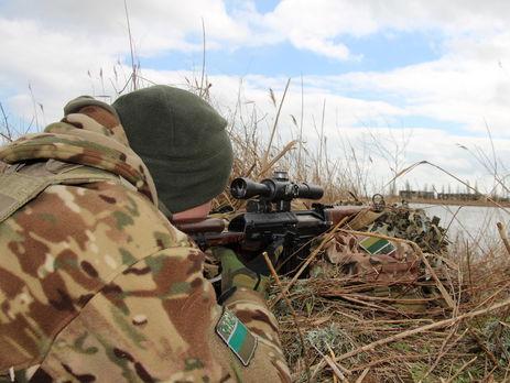 СБУ иукраинские таможенники провели учения уграниц Крыма