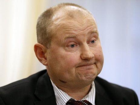 Чауса выпустили из-под ареста вМолдове