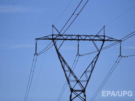 ВАвдеевке частично восстановили электроснабжение