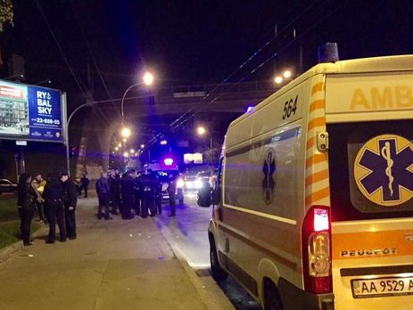 В милиции поведали детали конфликта между 2-мя компаниями— Стрельба вКиеве