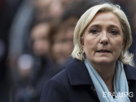 Марин ЛеПен ушла споста лидера «Национального фронта»