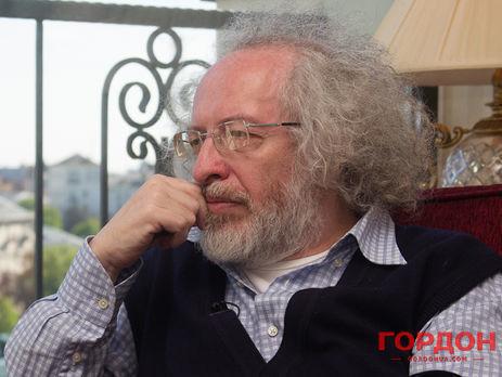 Веллер устроил скандал вэфире «Эха Москвы»