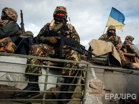 ВДонбассе подорвался автомобиль сил АТО: погиб военный