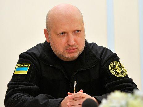 А.Турчинов рассказал, как будет действовать новая технология блокировки каналов пропаганды