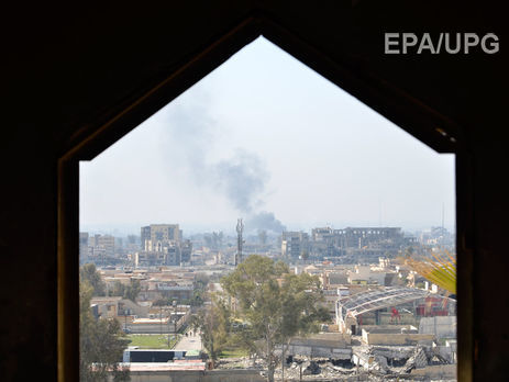 Освободить Мосул кконцу весны  2015-го года  обещали  вгенштабе Ирака