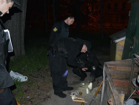 ВОдессе обнаружили рюкзак свзрывчаткой врайоне ж/д вокзала