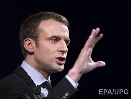 Макрон заговорил о необходимости реформировать Европейский союз