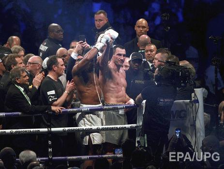 Мировая пресса в восторге от боя Джошуа Кличко