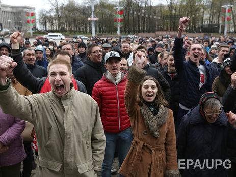 ВРеспублике Беларусь вновь задержаны активисты оппозиции и репортеры