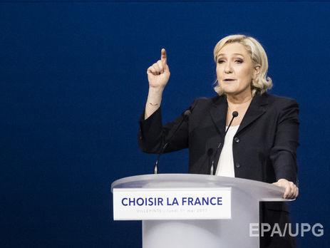 Встолице франции сновой силой разгорелись митинги против ЛеПен иМакрона