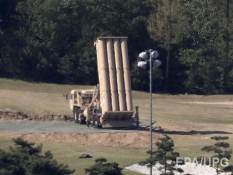 Пентагон подтвердил готовность системы противоракетной обороны  вЮжной Корее