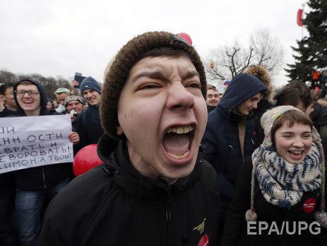 ВоВладимире преподаватель раскритиковала школьников запосещение штаба Навального