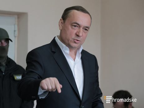 Антикоррупционная генпрокуратура будет просить обаресте имущества Мартыненко
