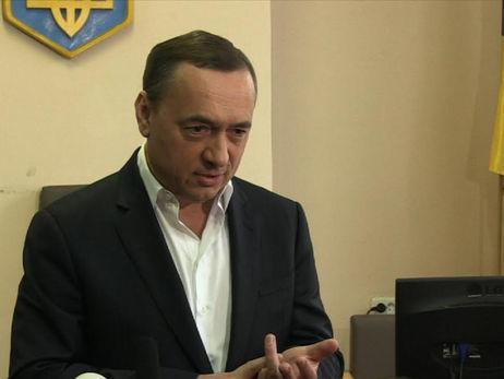 САП планирует арестовать все имущество Мартыненко