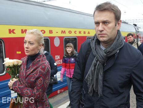 Навальный неможет участвовать впрезидентских выборах— ЦИК